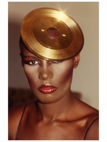 Grace Jones Gold album