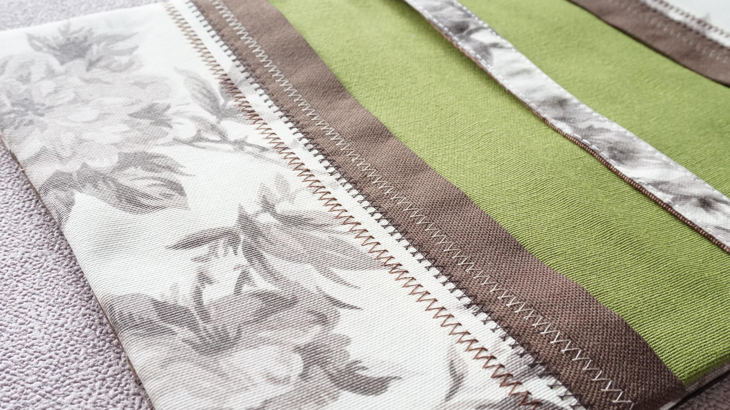 """Текстилна подвързия за книга """"Brown"""
