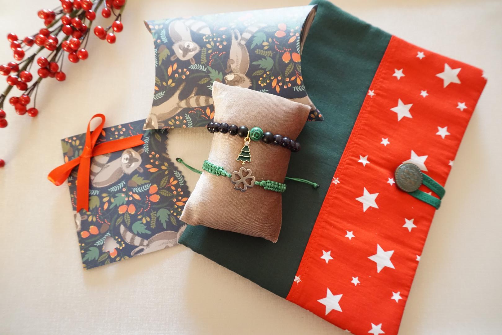 Valeany Box Коледна кутия с авторски подаръци