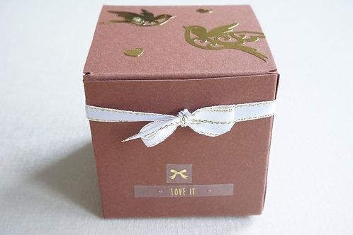 кутийка за подарък бижу