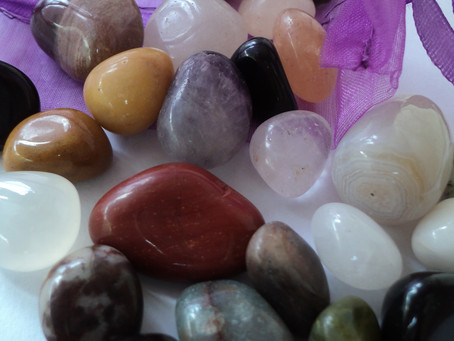 Зодии и естествени кристали