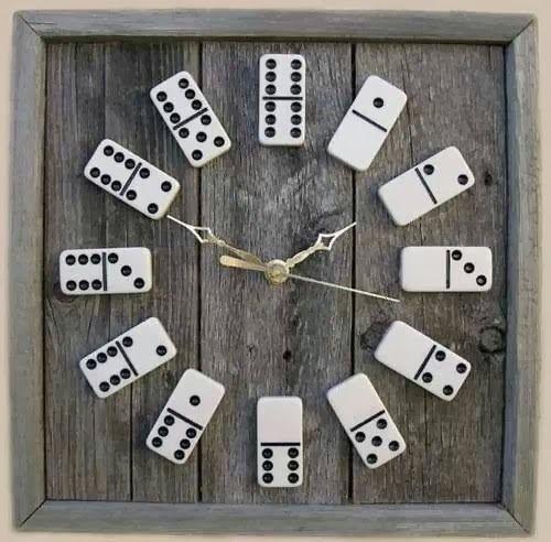 Часовник домино
