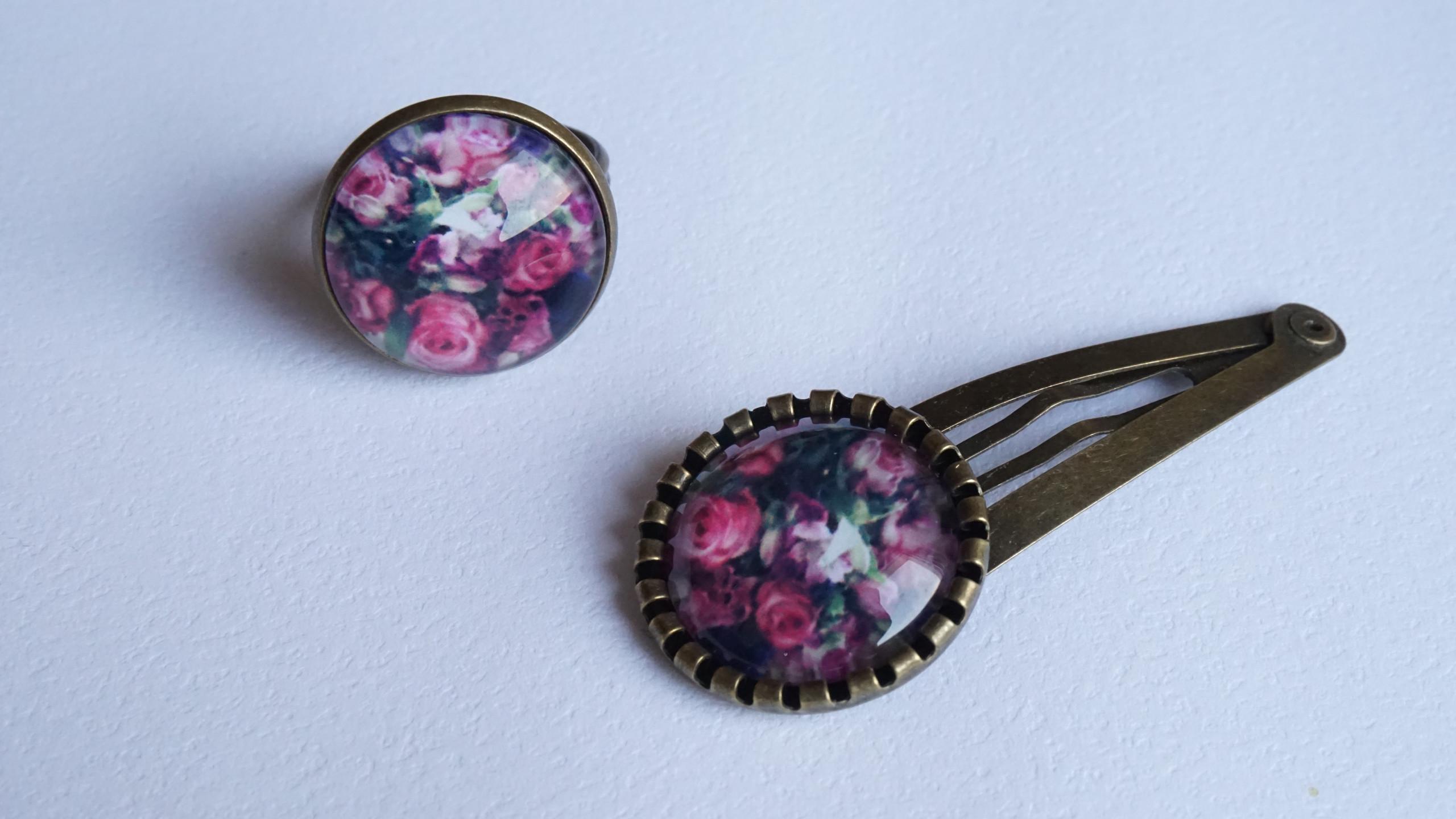 Комплект Vintage Flowers 5