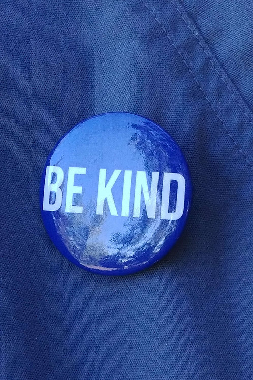"""""""Be Kind"""" Button"""
