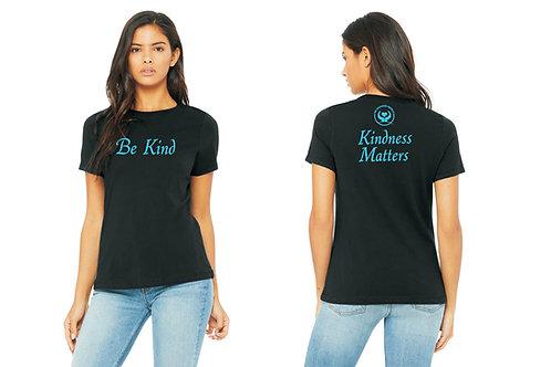 """Be Kind"" T-Shirt - Black"