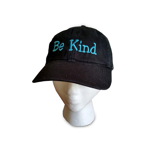 """Be Kind"" Hat - Black"