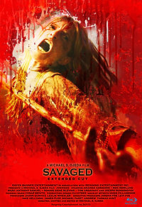 Savaged Poster Bluray Poster.jpg