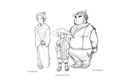 Tomoe, Subaro & Jun.jpg