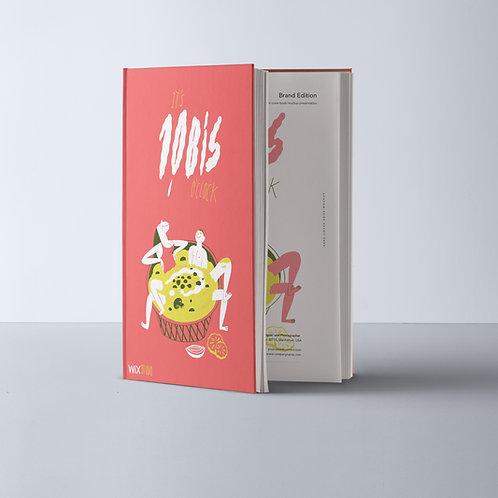 La portada de tu libro