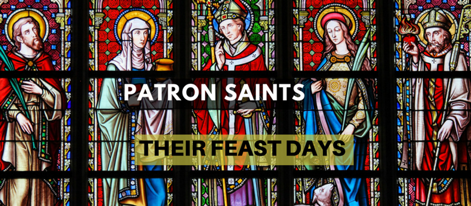 Patron saints of animals