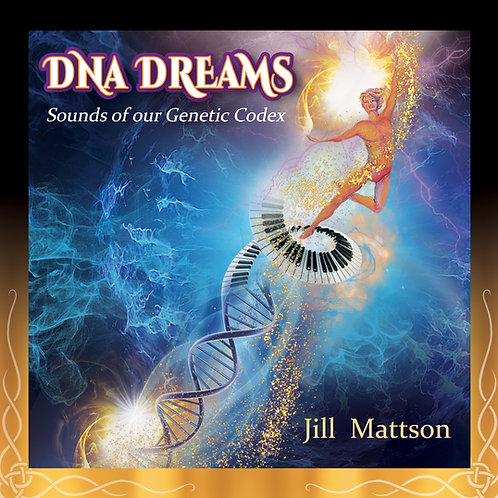 Sandy Feet - In DNA Dreams ~ Sounds of our Genetic Codex~