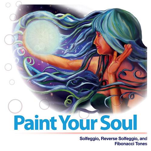 Paint your Soul CD - Physical Copy