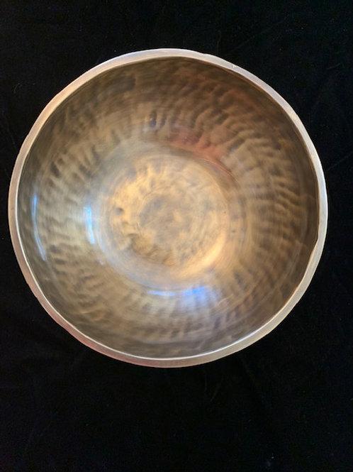 7 Inches, Handmade, Full Moon Himalayan Singing Bowls - 7 Metals