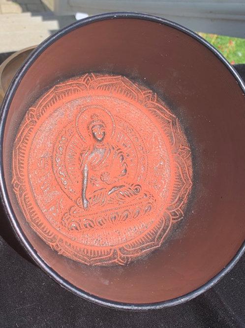 Buddah Singing Bowl - creamy & voluminous sounds