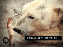 I Shall Be Their Voice