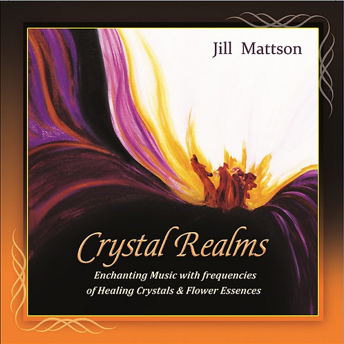 Crystal Realms VD 10. Chicory Flower