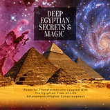 Deep Egyptian Secrets & Magic-MasterClas