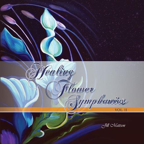 Healing Flower Symphonies Vol I1: Physical CD