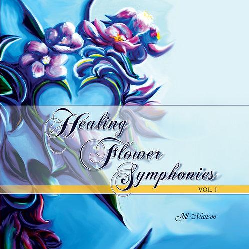 Healing Flower Symphonies Vol I - Physical CD