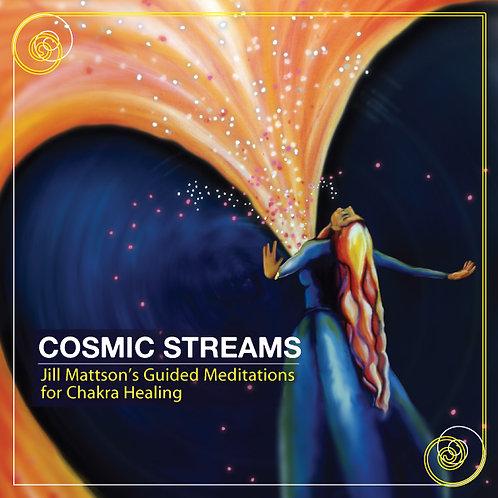 Cosmic Streams = Physical CD