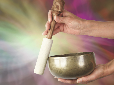 Sound, The Ultimate Healer