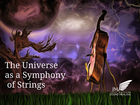 The Universe as a Symphony of Strings