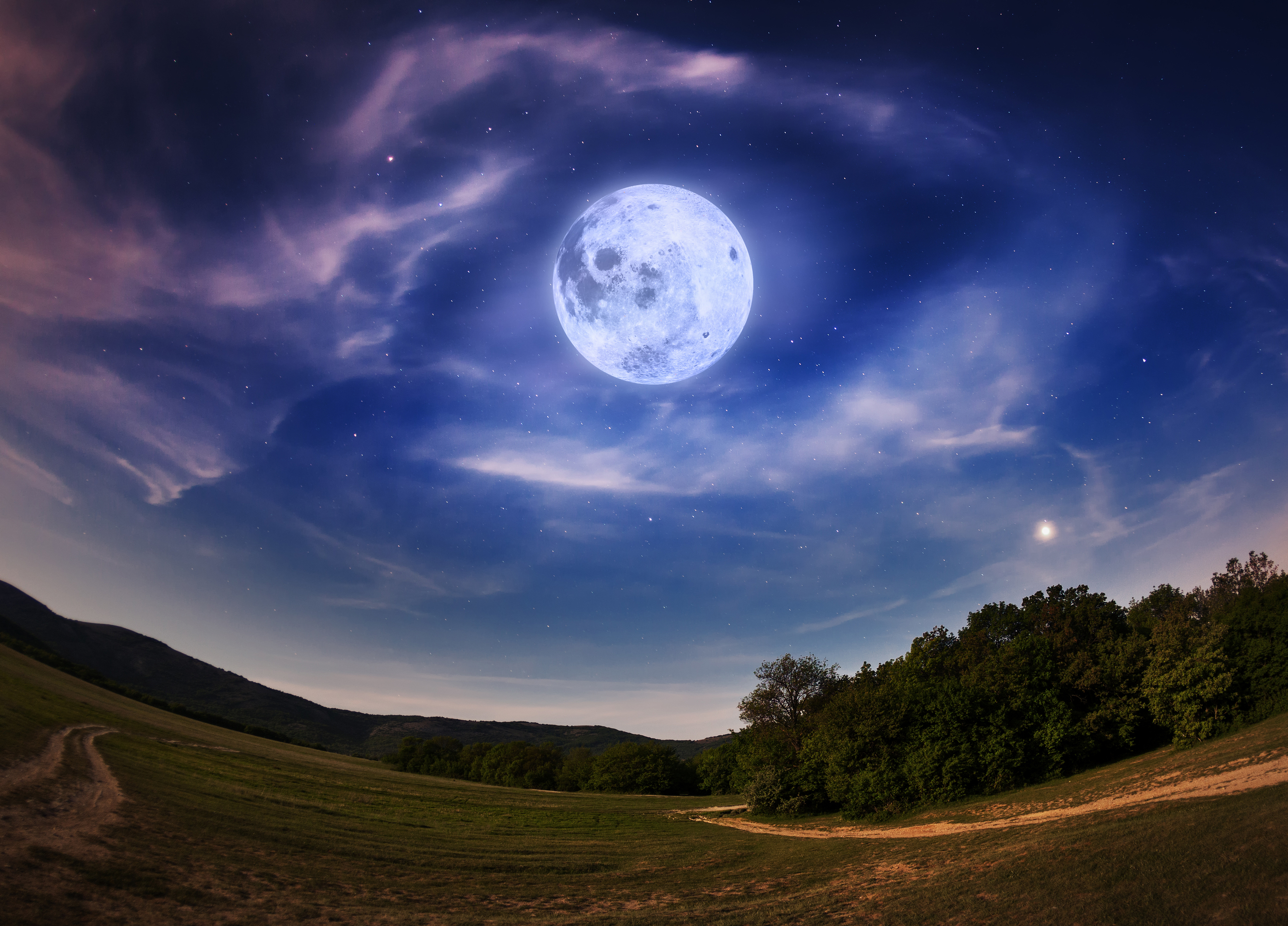 bigstock-Beautiful-Night-Sky-With-The-F-