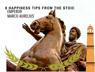 8 Happiness Tips From the Stoic Emperor Marco Aurelius'