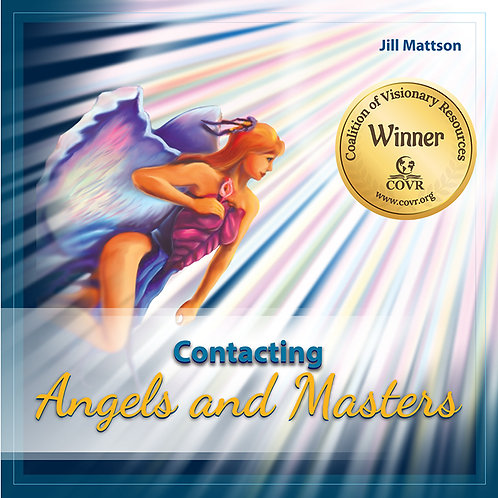 Contacting Angels & Masters - Physical CD
