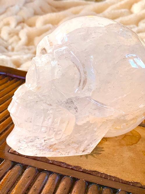 Extra Large Crystal Skull