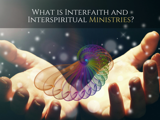 What is Interfaith and  Interspiritual Ministries?