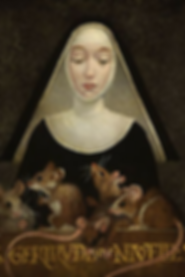 St Gertrude and animals