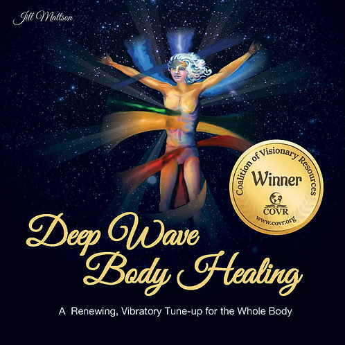 Deep Wave Body Healing - Physical CD