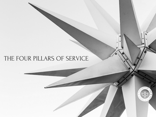 The Four Pillars of Service
