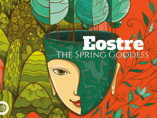 Eostre: The Spring Goddess