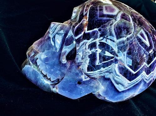 Large Crystal Skull