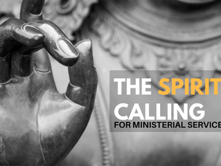 The Spiritual Calling for Ministerial Service