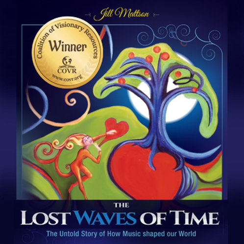 Lost Waves of Time - mobi (kindle)