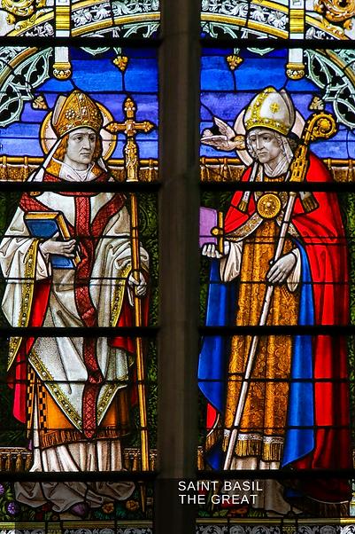 Patron Saints of animals
