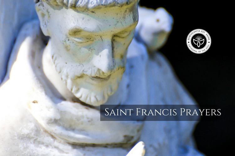 Saint Francis Prayers