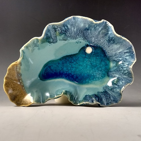 Small Oyster with Pearl
