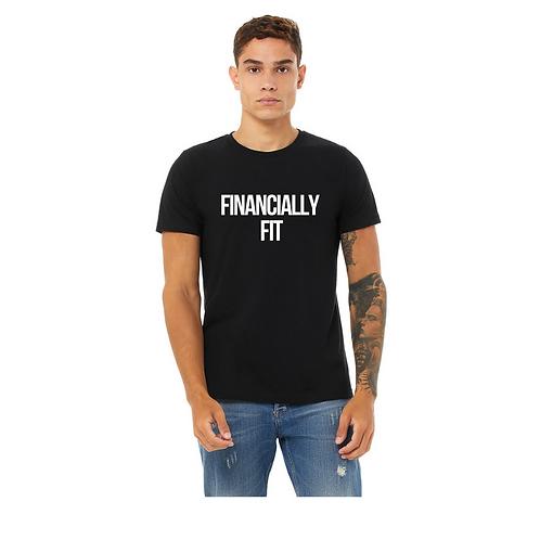 MEN - FINANCIALLY FIT TEE