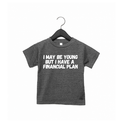 KIDS - I MAY BE YOUNG TEE
