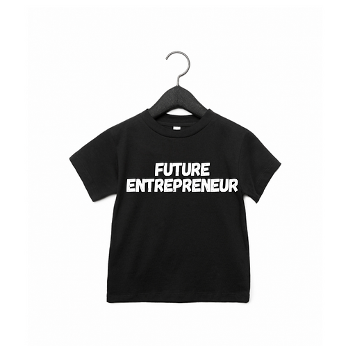 KIDS - FUTURE ENTREPRENEUR TEE