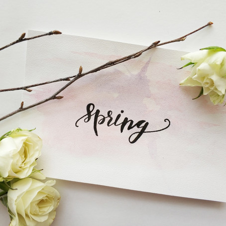 Spring is coming..(We promise!)