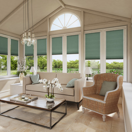 The Complete guide on blinds for conservatories