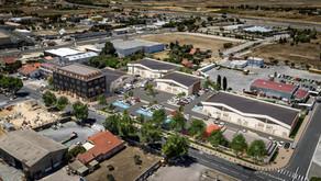 Un parc d'activité en 2023 sur les casses de l'Avenue du Languedoc