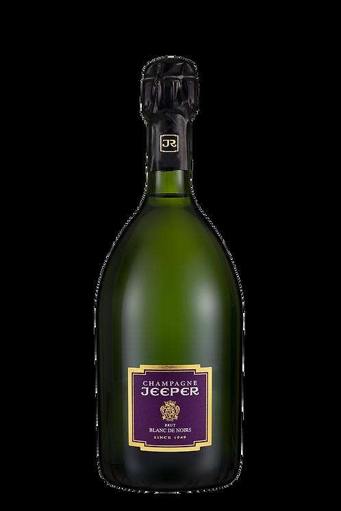 Champagne JEEPER Blanc de Noirs (Carton 6 Btles)