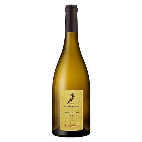 LES COMBES - IGP Côtes Catalanes Blanc 2019 Rière Cadène