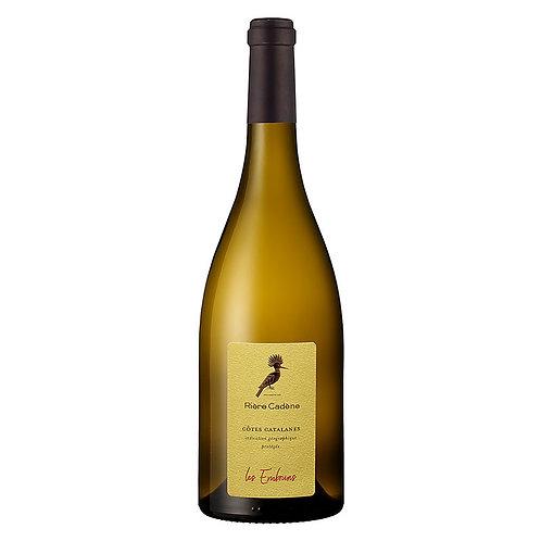 LES EMBRUNS - IGP Côtes Catalanes Blanc 2019 Rière Cadène
